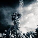 Travis Scott bröt knät – vägrade avbryta konserten